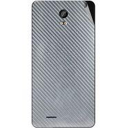 Snooky 43314 Mobile Skin Sticker For Intex Aqua Life 2 - silver