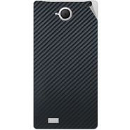 Snooky 43363 Mobile Skin Sticker For Intex Aqua N17 - Black