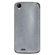 Snooky 43446 Mobile Skin Sticker For Intex Aqua Speed - silver