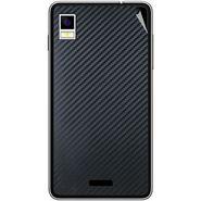 Snooky 43483 Mobile Skin Sticker For Intex Aqua Style - Black