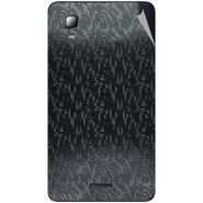 Snooky 44100 Mobile Skin Sticker For Micromax Canvas Doodle 3 A102 - Black