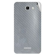 Snooky 44154 Mobile Skin Sticker For Micromax Canvas XL2 A109 - silver
