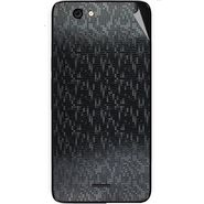 Snooky 44280 Mobile Skin Sticker For Micromax Canvas knight cameo A290 - Black