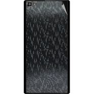 Snooky 44388 Mobile Skin Sticker For Xolo Hive 8X 1000 - Black