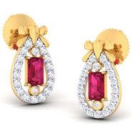 Kiara Sterling Silver Kinjal Earrings_5195e