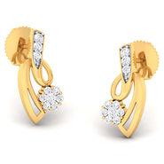 Kiara Sterling Silver Akshara Earrings_5419e
