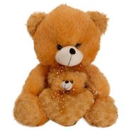 Kaku Loveable Mother & Baby Teddybear_DKK-19