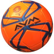 AVM Neon Football Multicolor - Size 5, Diameter 2.5 cm