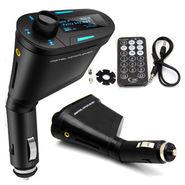 Aeoss Car Digital Mp3 Player Fm Transmitter Modulator