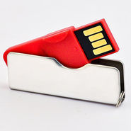 XElectron 4GB Razor USB Pen Drive ( Red )