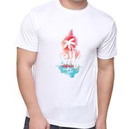 Oh Fish Graphic Printed Tshirt_Dgtcalscs