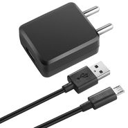 Lava Elements SBL WC0 2AMP Wall Charger (Black)