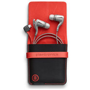 Plantronics Stereo BTH With Charging Case - White