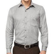 Copperline 100% Cotton Shirt For Men_CPL1179 - Grey