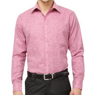 Copperline 100% Cotton Shirt For Men_CPL1193 - Pink