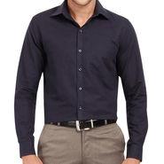 Copperline 100% Cotton Shirt For Men_CPL1212 - Blue