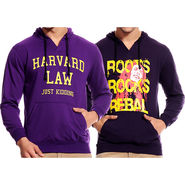 Pack of 2 Good Karma Full Sleeves Sweatshirts For Men_Skh3026