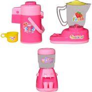 Family Household Style Kitchen Appliances Playset