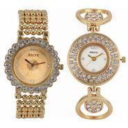 Combo of 2 Adine Women Wrist Watch_Ad20002
