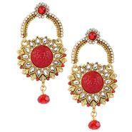 Kriaa Floral Earrings _1303726