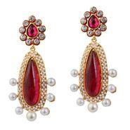 Kriaa Pearl Earrings _1303793