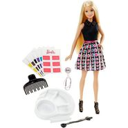 Barbie Spring Hair Feature Doll Multi Color