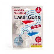 World?s Smallest Laser Gun Pair Light And Music