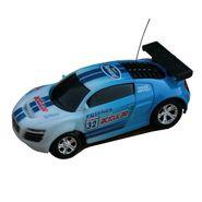 AdraxX  Micro RC Racing Car Toy - Blue
