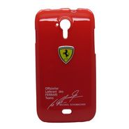 Snooky Red Designer Hard Back Case Cover For Micromax Canvas Hd A116 Td10458