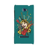 Snooky Digital Print Hard Back Case Cover For Htc 8s A620e Td12008
