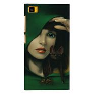 Snooky Digital Print Hard Back Case Cover For Xiaomi Mi3 Td12514