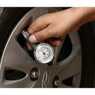 AutoSun 5630 Premium Metallic Tyre Pressure Gauge