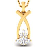 Kiara Sterling Silver Nisha Pendant_5426P
