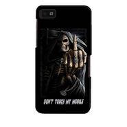 Snooky Digital Print Hard Back Case Cover For Blackberry Z10 Td11997