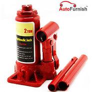 Autofurnish 2 Ton Bottle Hydraulic Jack For Your Car