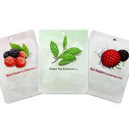 Krishkare Pack of 3 Anti-Wrinkle, Skin Softnening &  Anti-oxidants Moist Essence Mask