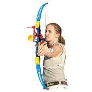 Super Recurve Archery Bow Toy Set With Suction Arrow Darts & Quiver