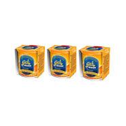 Pack of 3 Areon Orange Fragrance Gel Air Freshner