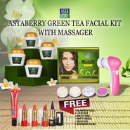 Astaberry Green Tea Facial Kit