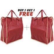Buy 1 Get 1 Free Shoe Tote Ladies Shoes & Clothes Organiser Bag - B1G1SHTOT