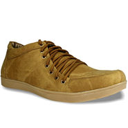 Bacca Bucci Canvas Beige Casual Shoes -Bbmb3062E
