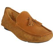 Bacca Bucci PU  Loafers Shoes  Bbmc4035D -Tan