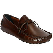 Bacca Bucci PU Brown Loafers -Bbmc4051C