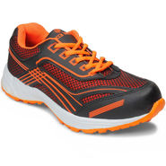 Bacca Bucci Mesh  Orange Sports Shoes -Bbmg8028R