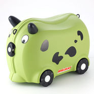 Bolsa Kids Special Handy Multipurpose Traveling Strolly - Brazil Green