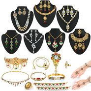 Bride of India - Exclusive Kundan Jewellery Collection from Rajasthan - New