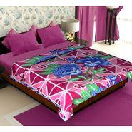 Storyathome Pink Double Size Fleece Blanket -CA1217