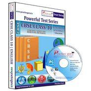 Practice Guru Class 10 - Maths, Science & English Combo - Smart-138