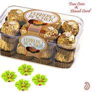 Aapno Rajasthan 16 Pc Ferrero Rocher Pack for Diwali