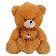 Kaku Loveable Mother & Baby Teddybear_DKK-16